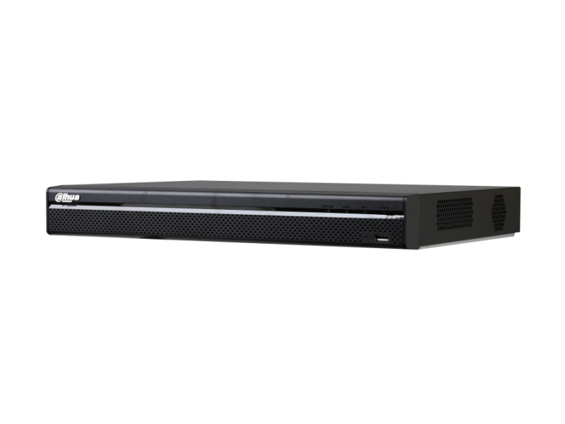 Dahua NVR5232-4KS2 32 Kanal 1U 4K & H.265 Pro Network Video Kaydedici