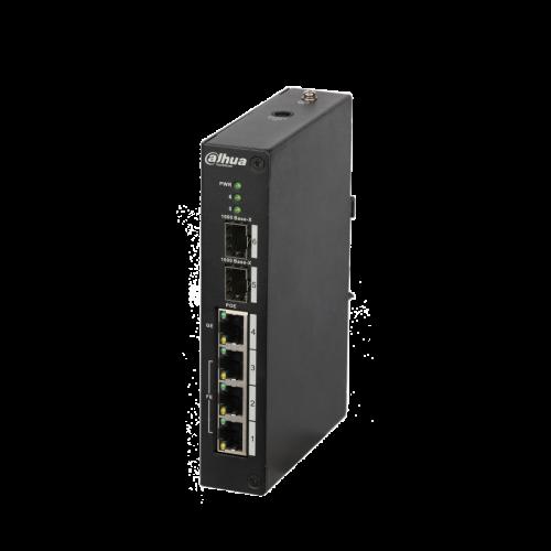 Dahua PFS3206-4P-96 4-Port PoE Switch (Unmanaged)